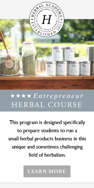 Online Entrepreneur Herbal Course