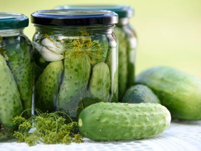 How To Use Herbs For Pickling | Herbal Academy | How to pickle the seasons harvest with herbs.