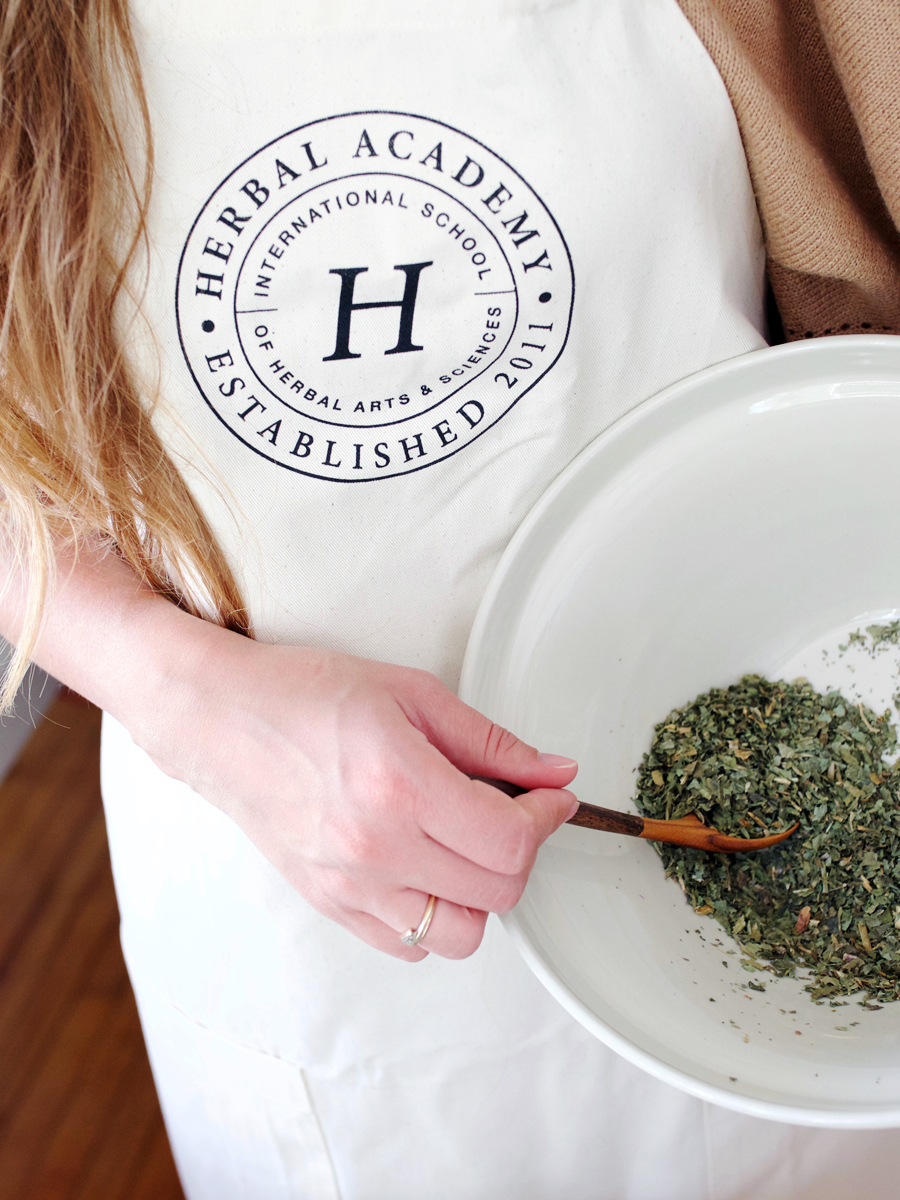 Herbal Academy Apron - Shop Organic Goods