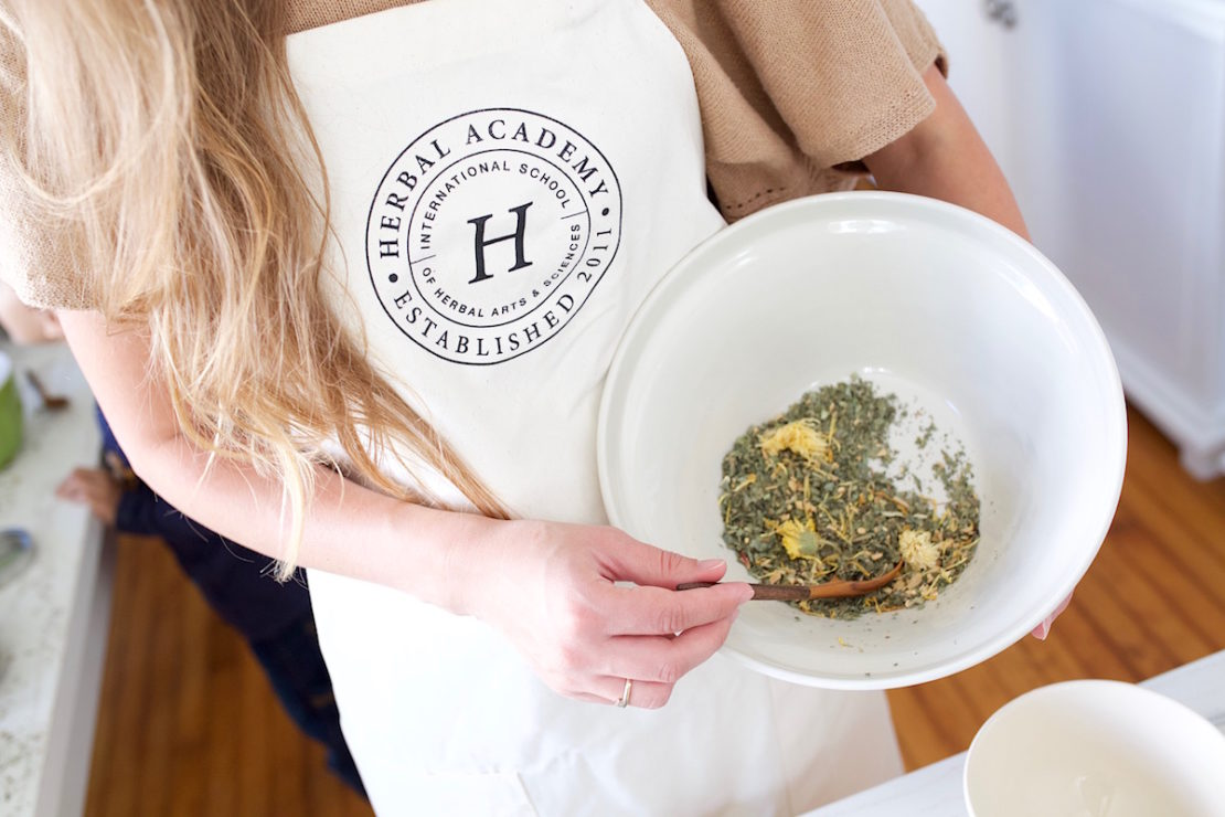 Herbal Academy Goods Shop - botanically inspired products for Herbalists
