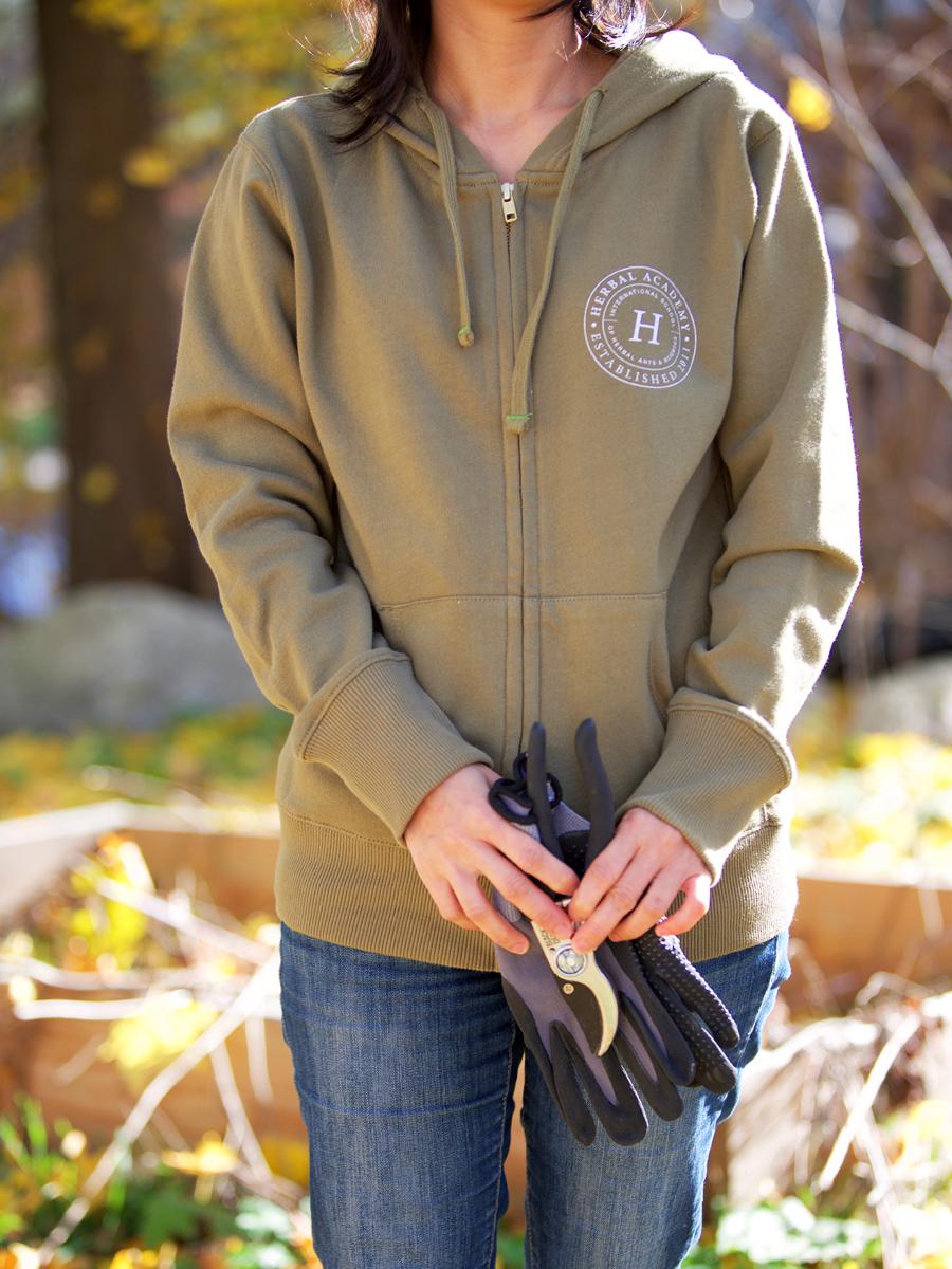 Women's Herbal Academy Crest Hoodie