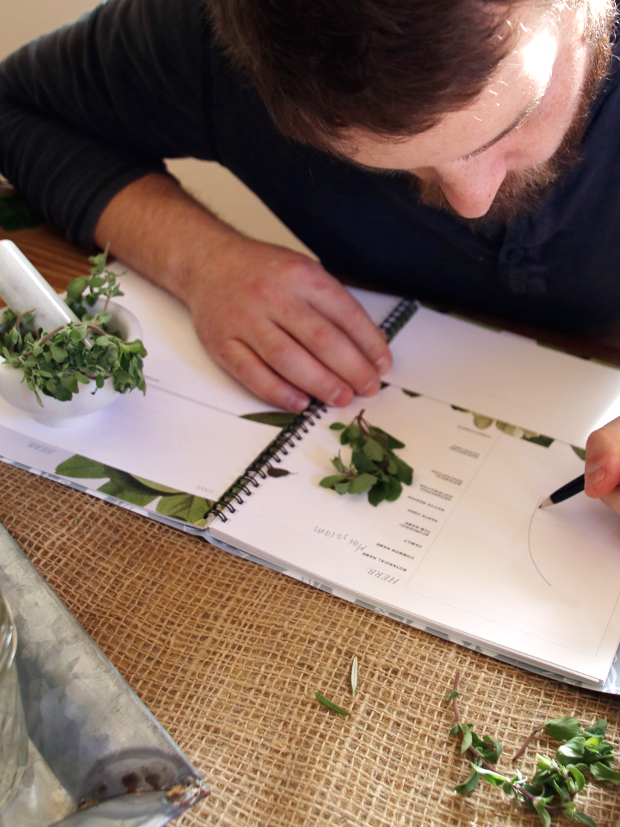 Herbal Monograph journal for herbalists - Materia Medica Journal
