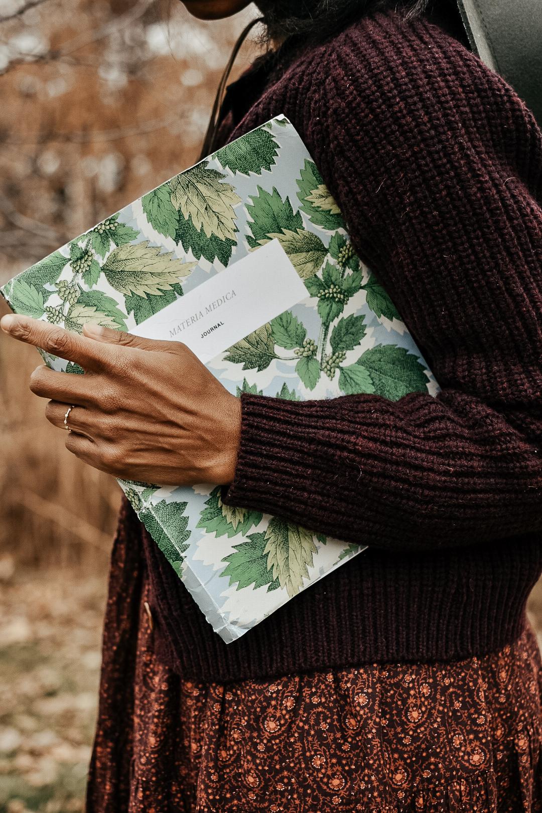 Herbal Academy Herbal materia medica journal