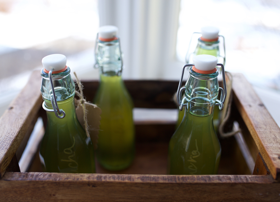 Herbal Kombucha Tutorial in Fermentation Course