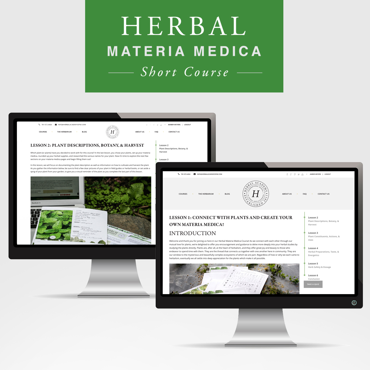 Gathering Supplies for your Herbal Materia Medica | Herbal Academy | Learn what supplies you should have on hand when creating your herbal materia medica right here!