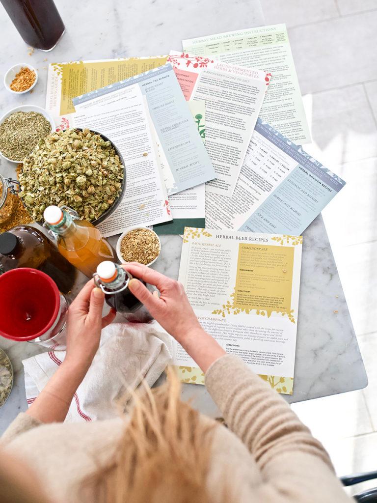 herbal courses online free