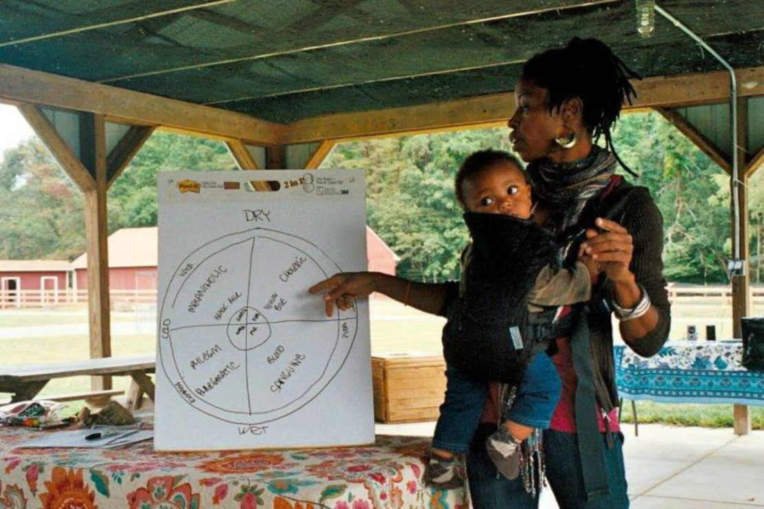 Teacher Feature: Ayo Ngozi | Herbal Academy | This month we have an interview with one of our Academy Educators, herbalist Ayo Ngozi. She shares with us her love of herbs and the herbal path that brought her to where she is today.
