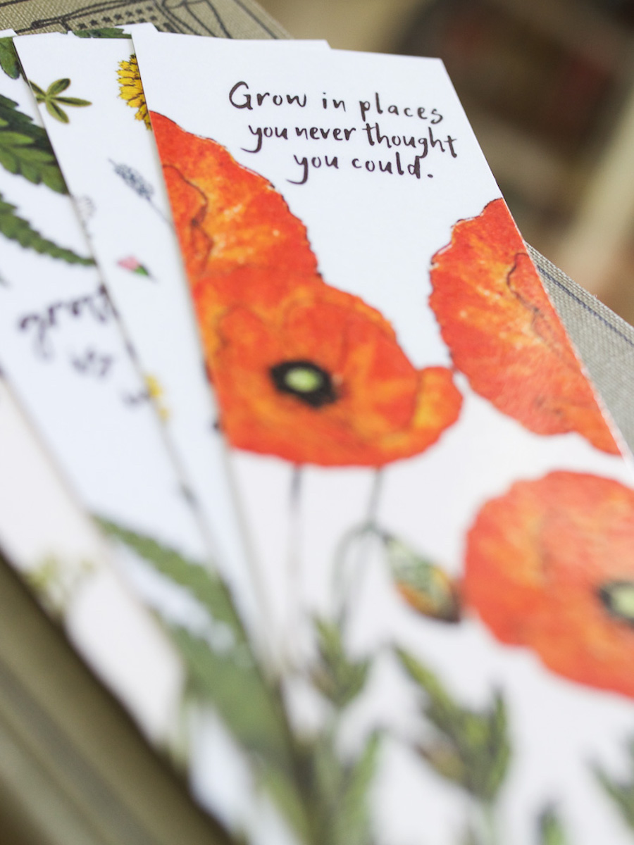 Botanical Bookmarks by Herbal Academy