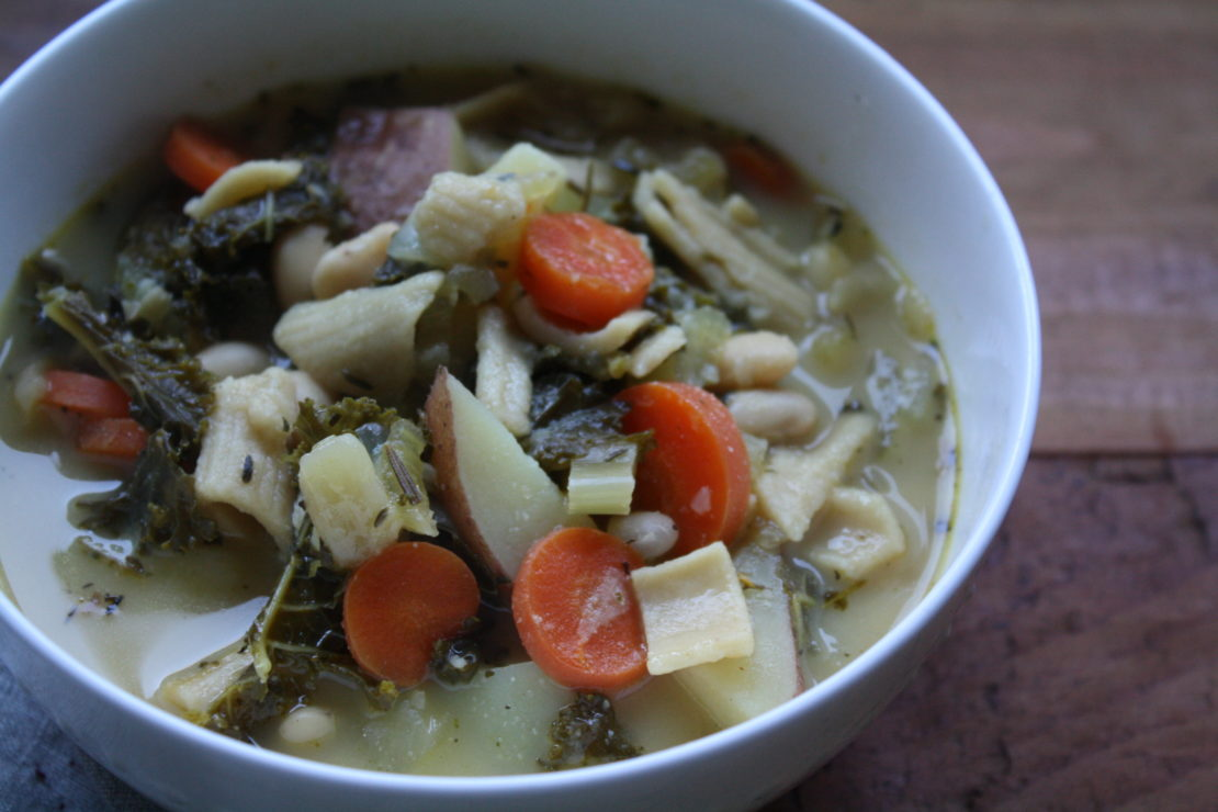 Vegan Herb and Veggie Stew   Herbal Academy   Nothing says warming and comforting like a big bowl of stew! Your family will love this hearty and nutritious Vegan Herb and Veggie Stew!
