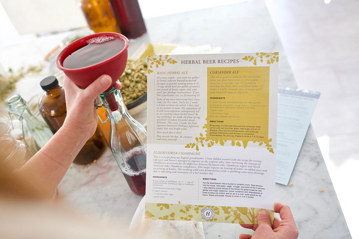 Herbal Fermentation Guides – Herbal Academy