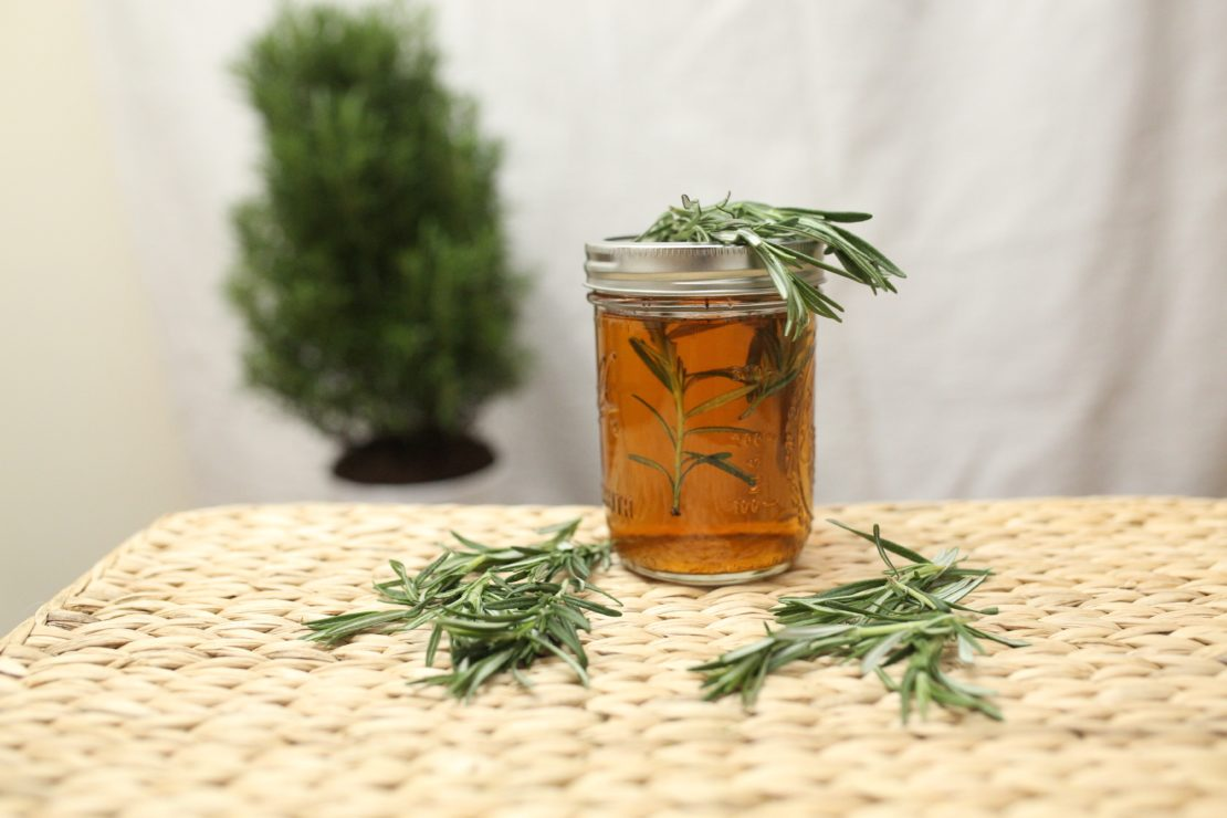 DIY Rosemary Memory Elixir | Herbal Academy | Keep your brain active and healthy with this DIY Rosemary Memory Elixir!