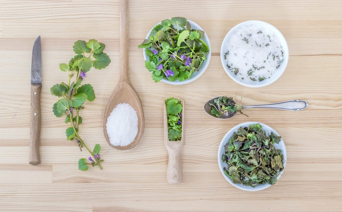 Simplifying Herbal Skin Care: 5 Basic Recipes To Get You Started | Herbal Academy | Looking for easy homemade herbal skin care recipes? Here's 5 DIY skin care recipes that are both simple and basic to get you started!
