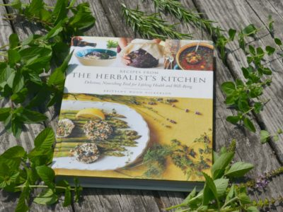 Book Review: Recipes from the Herbalist's Kitchen by Brittany Wood Nickerson   Herbal Academy   Love food? Love herbs? Love cookbooks? Then you'll love this one! Come check out our review of this brand new herbal cookbook!