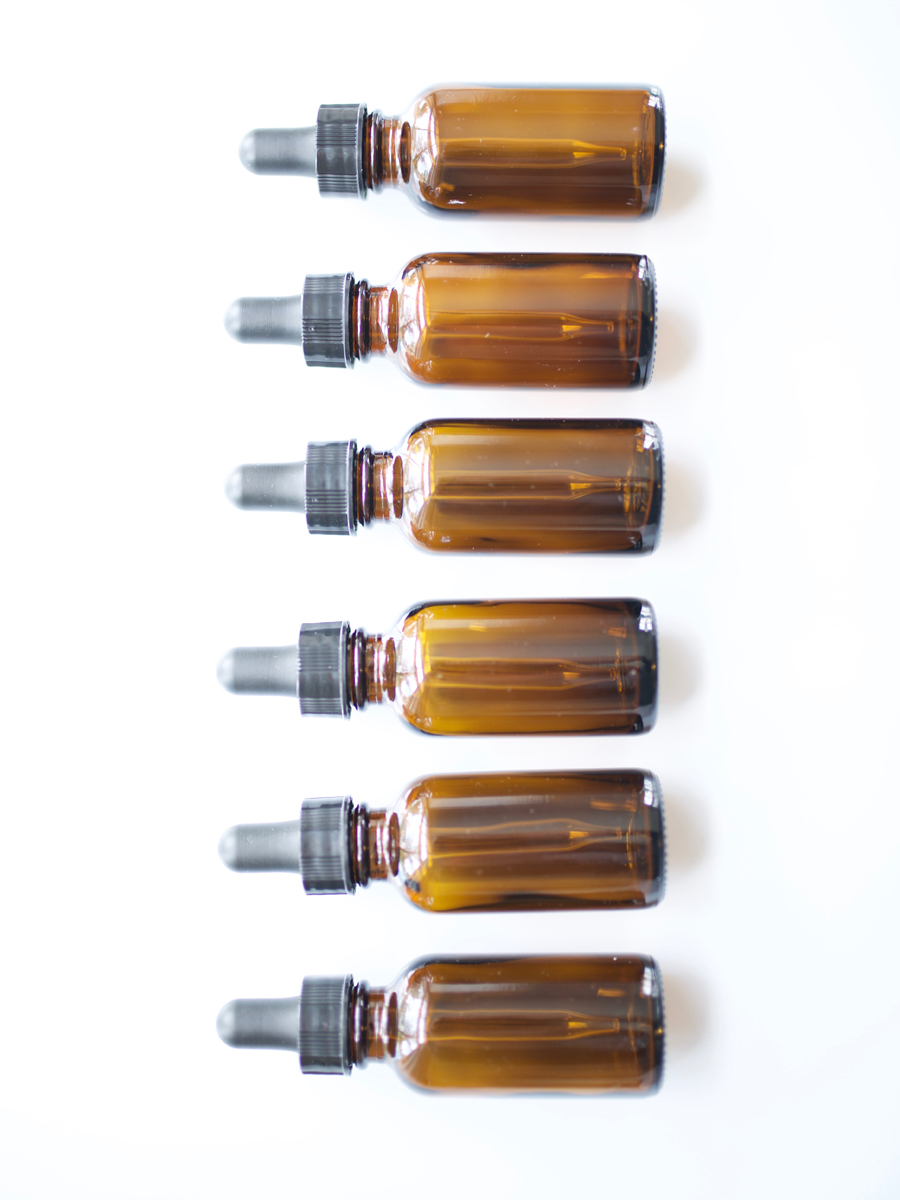 1 oz Tincture Bottle Set in the Herbal Academy Goods Shop