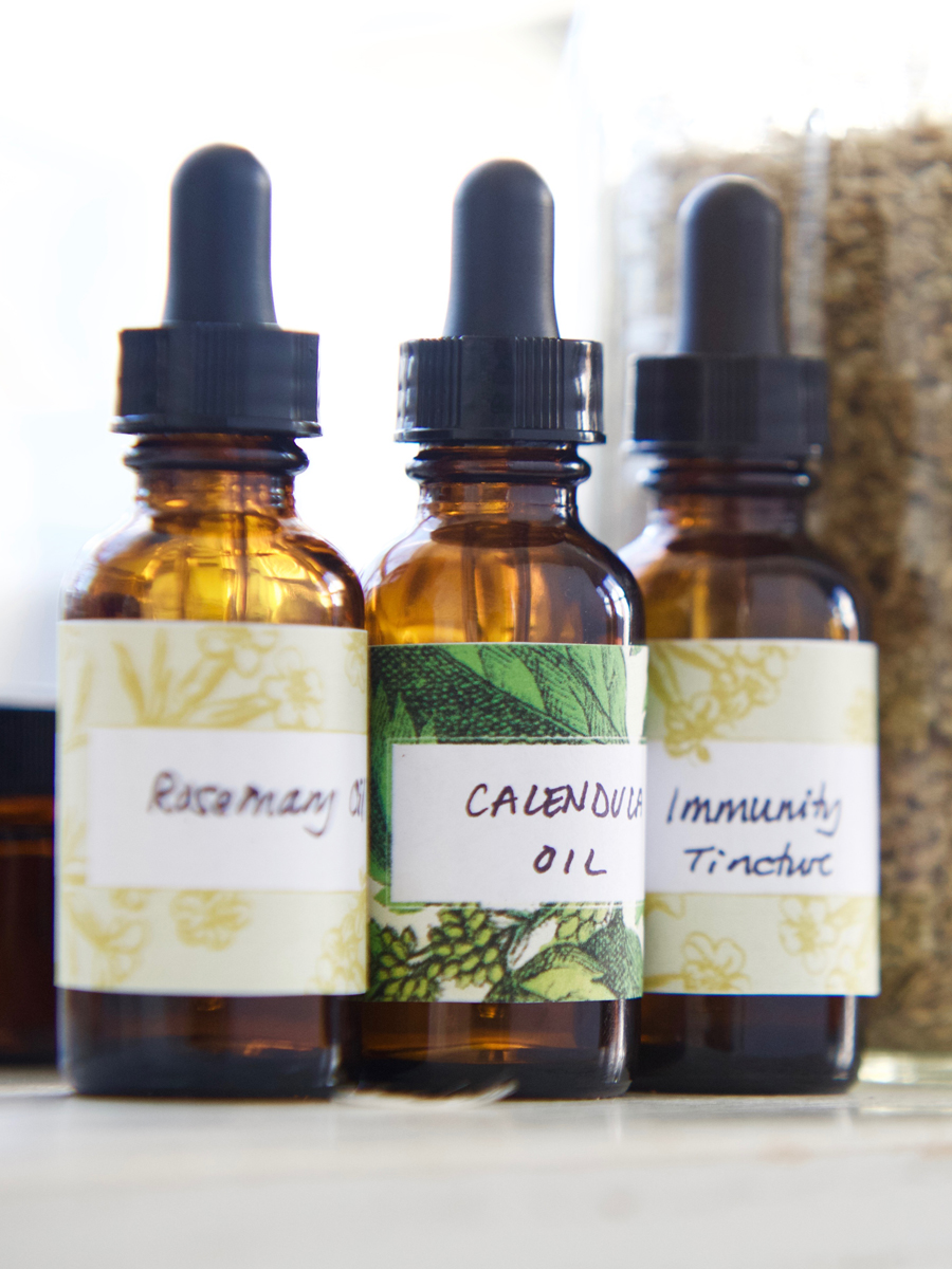 1 oz Tincture Bottle Set - Herbal Academy Shop
