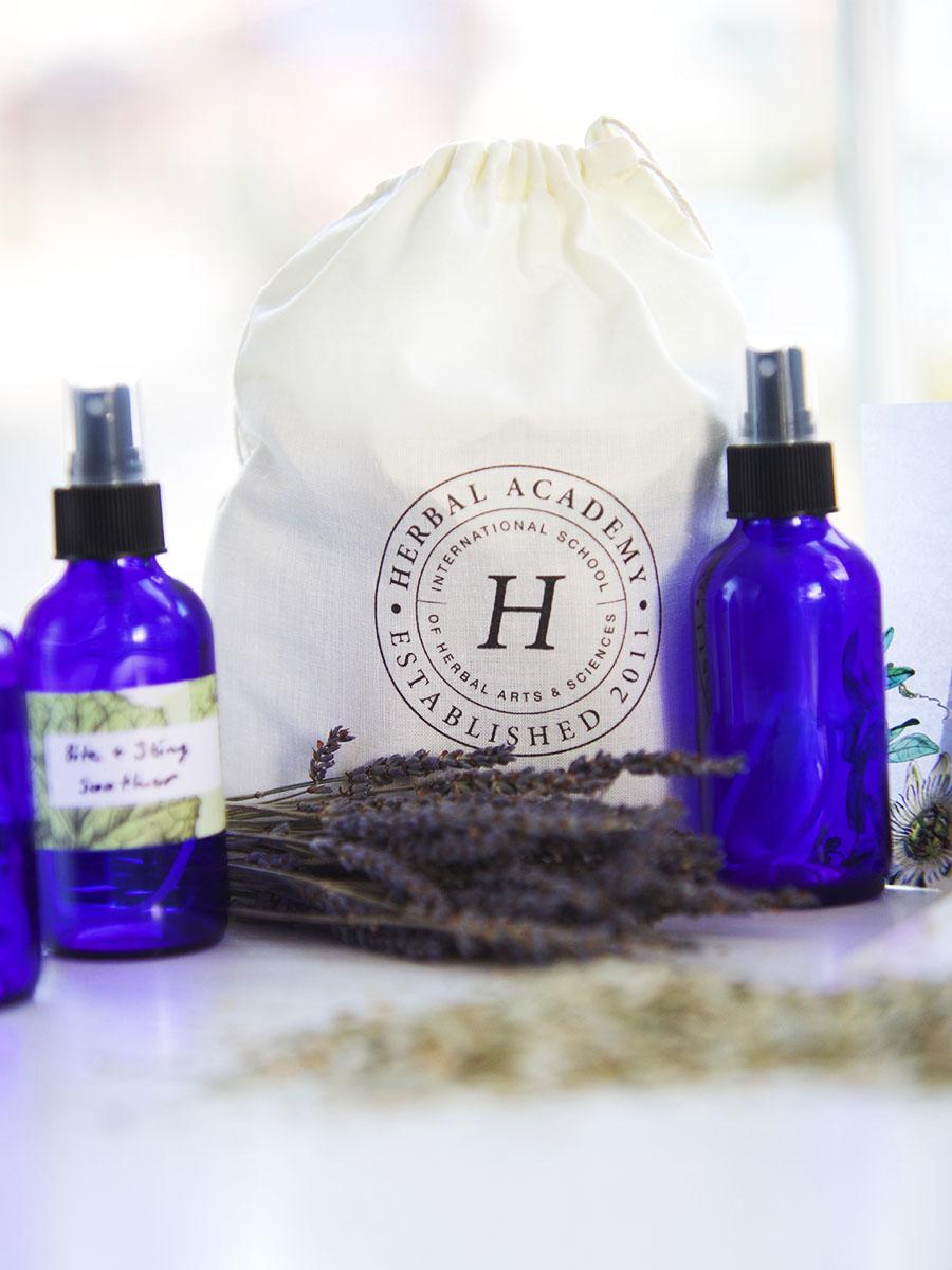 4 oz spray bottle set by Herbal Academy