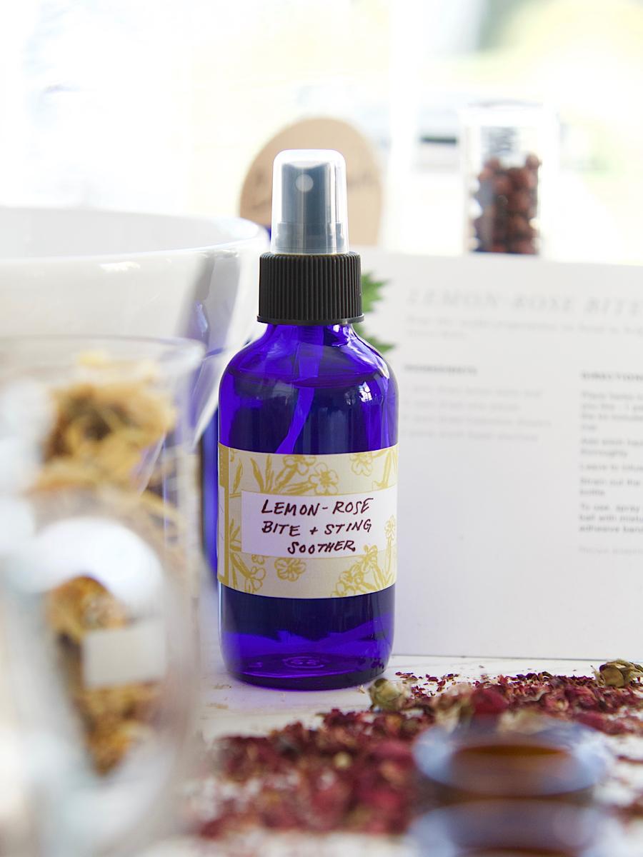 4 oz spray bottle set- the Herbal Academy Goods Shop