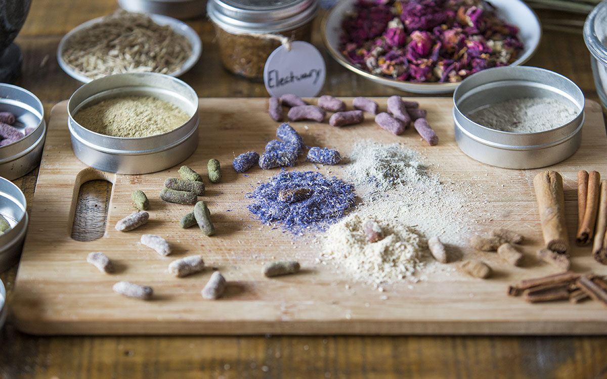 Video: How To Make Rolled Herb Pills | Herbal Academy | Looking for an easy and tasty way to take herbs? Here's a short video that will walk you through the steps to creating your very own rolled herb pills!