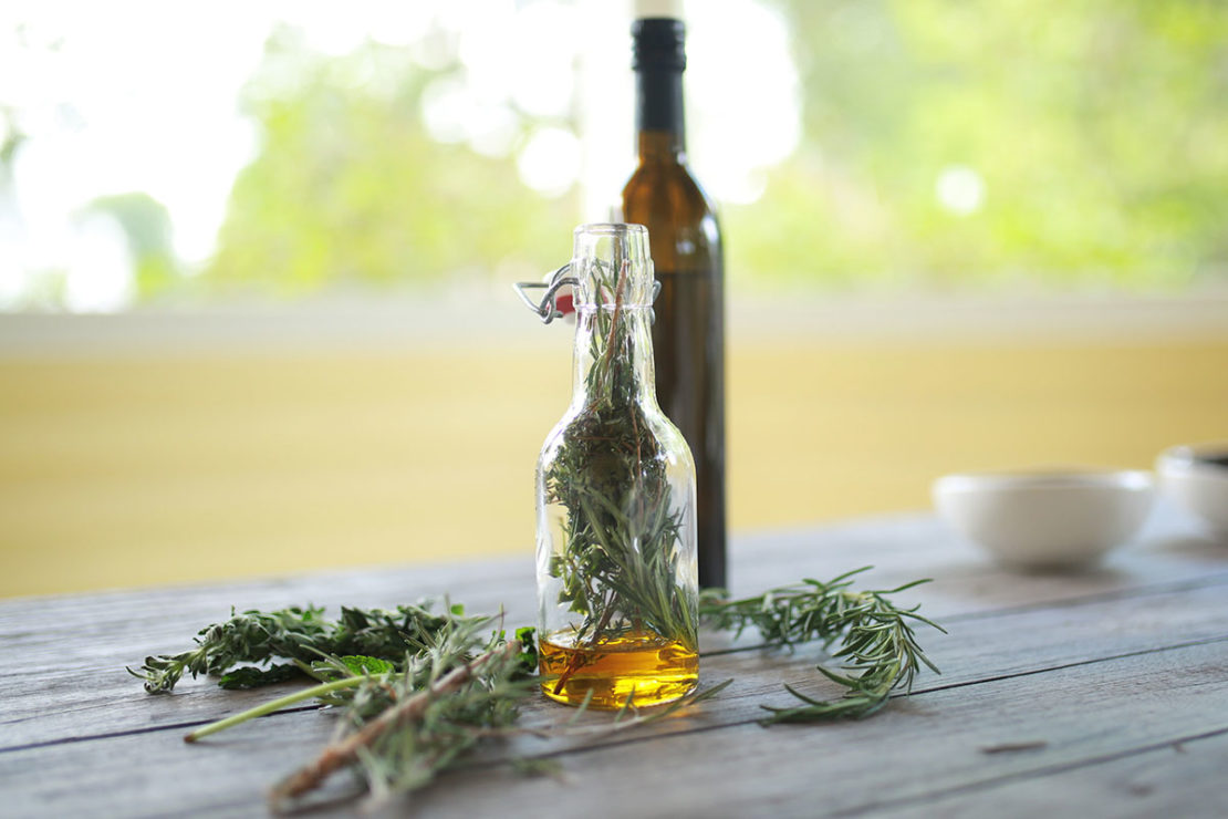 Ayurvedic Uses Of Herbal Oils | Herbal Academy | Do you know the use of herbal oils in Ayurveda is quite extensive? Here's an introduction to more common Ayurvedic uses of herbal oils to get you started!