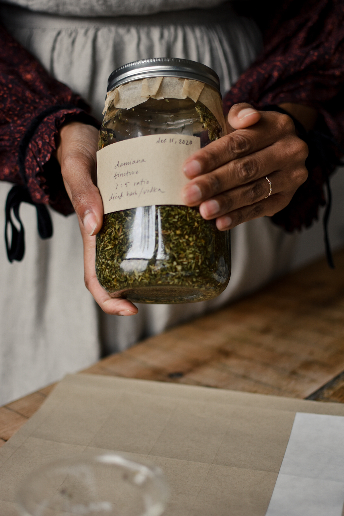 Herbal Academy Mastering Herbal Formulation Course - tincture