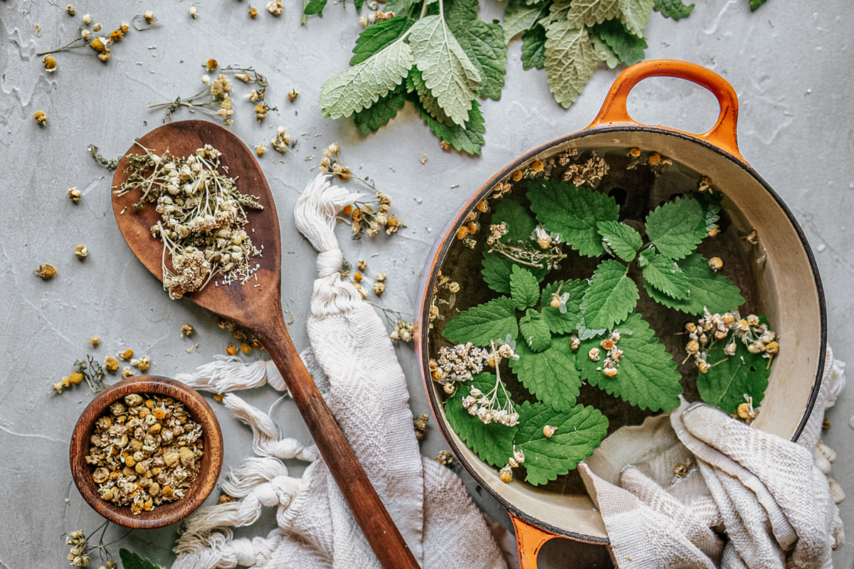Mastering Herbal Formulation Course -Learn How to Combine Herbs like a pro - herbs