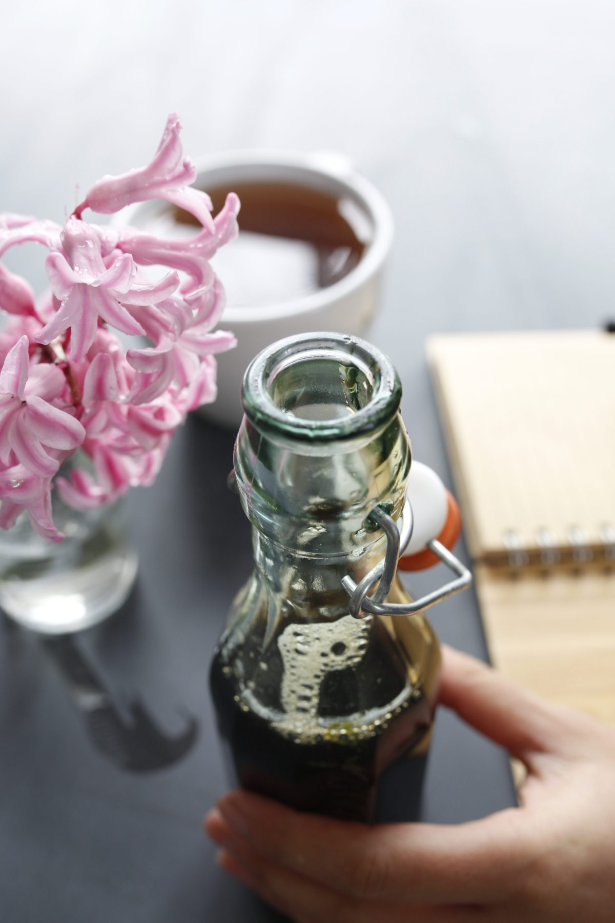How To Make Vegan Herbal Syrup | Herbal Academy | If you're a vegan and you're interested in making vegan herbal syrups, you'll find several alternatives to honey detailed in this article.