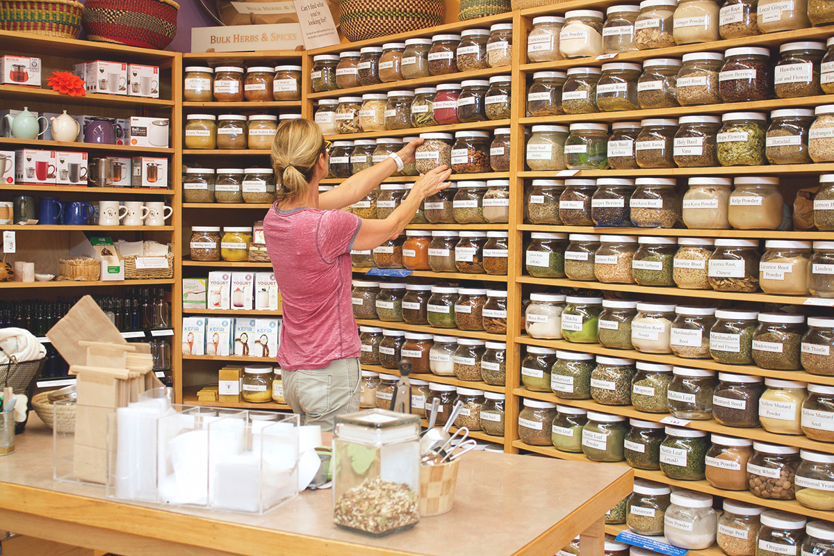 The Hitchhiker's Guide to Herbal Products