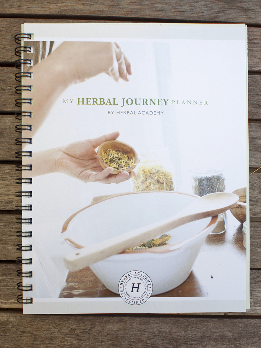 Herbal Journey Planner – activities to inspire your herbal journey