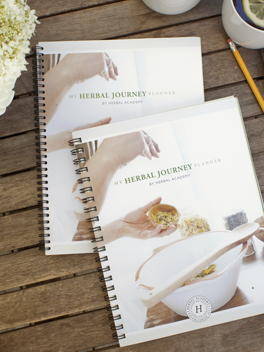 Herbal Journey Planner to help you discover your herbal goals
