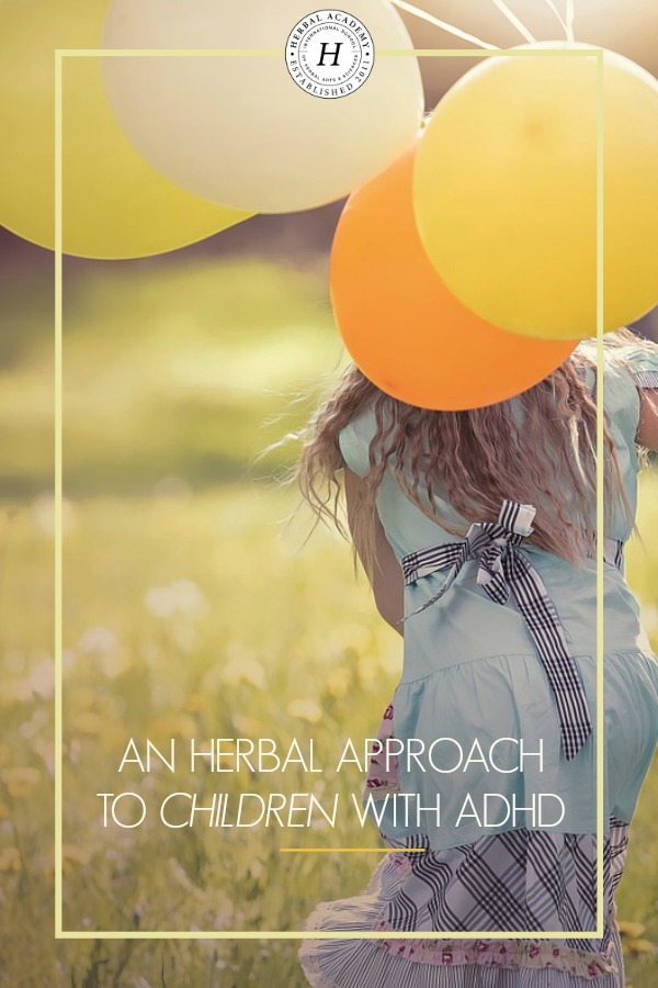 An Herbal Approach to Children with ADHD | Herbal Academy | Ever wondered how to take an herbal approach to children with ADHD? This post will explain how herbs can support you or your loved ones.
