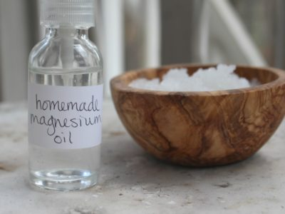 How To Make & Use Homemade Magnesium Oil   Herbal Academy   Magnesium is an essential nutrient that can be used internally or externally for health purposes. Learn how to make a homemade magnesium oil in this post.
