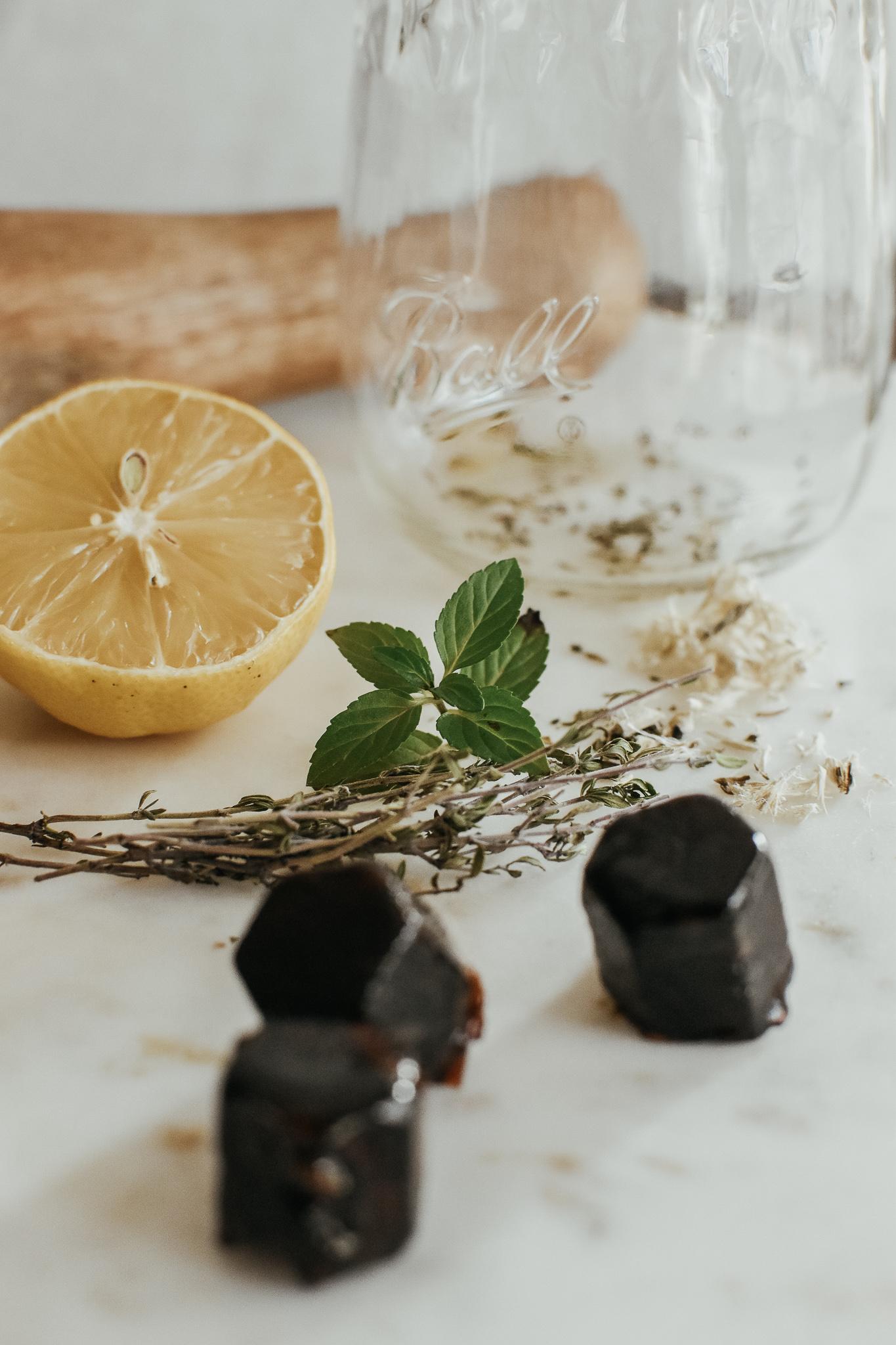 Making Elderberry Gummies for Cold and Flu season