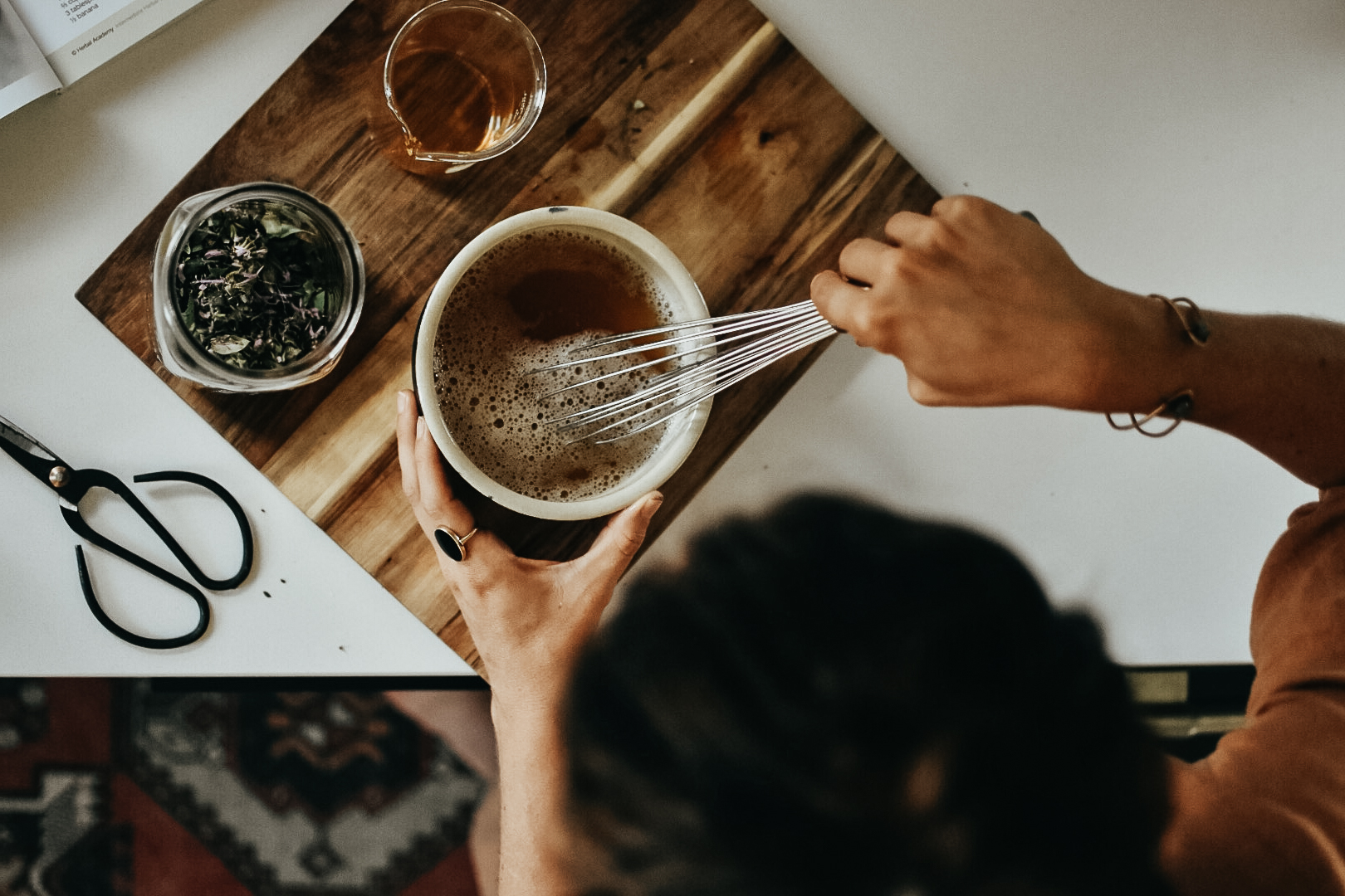 Making Herbal Syrup - Family Herbalist Course by Herbal Academy