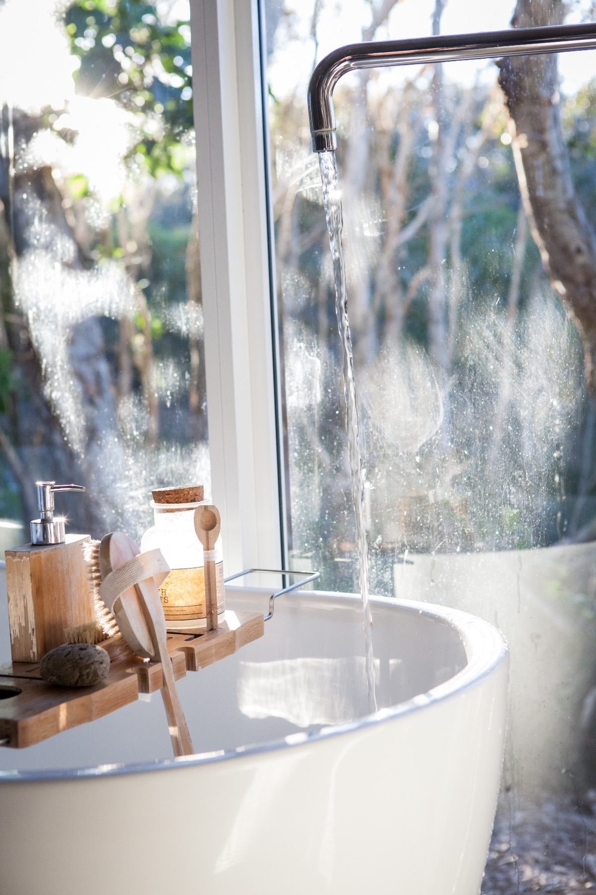 Essential Oil Bath Safety: What To Do & Not Do | Herbal Academy | If a warm bath with essential oils helps you destress at the end of the day, here are some essential oil bath safety tips to keep you safe while you relax.