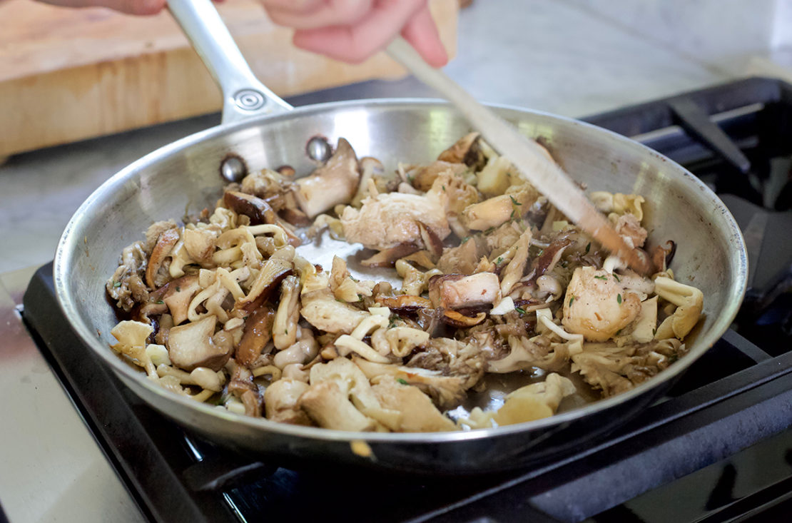 Cooking With Edible Mushrooms: A Beginner's Guide   Herbal Academy   Learn a few tricks of the trade in regards to cooking with edible mushrooms, and get some sample recipes to make to see how good mushrooms can be!