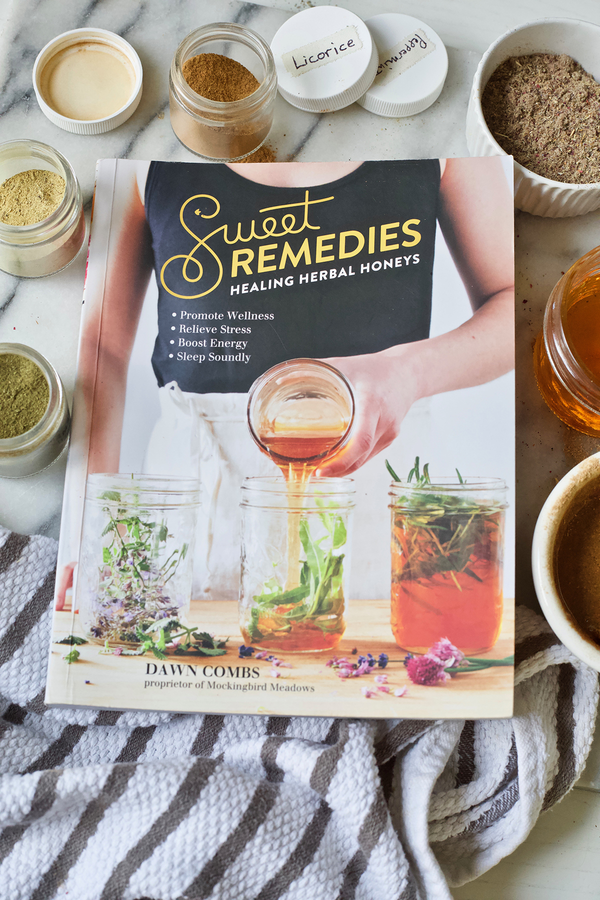 A DIY Herbal Electuary To Give Your Next Smoothie A Wellness Boost   Herbal Academy   Learn how to make and use an herbal electuary smoothie base that provides concentrated herbal benefits while making your morning routine even easier.