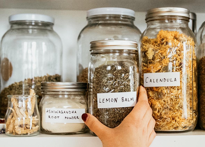 Herbal Preparations 101 Course by Herbal Academy - GENERAL HERBS –soothing-herbs-1