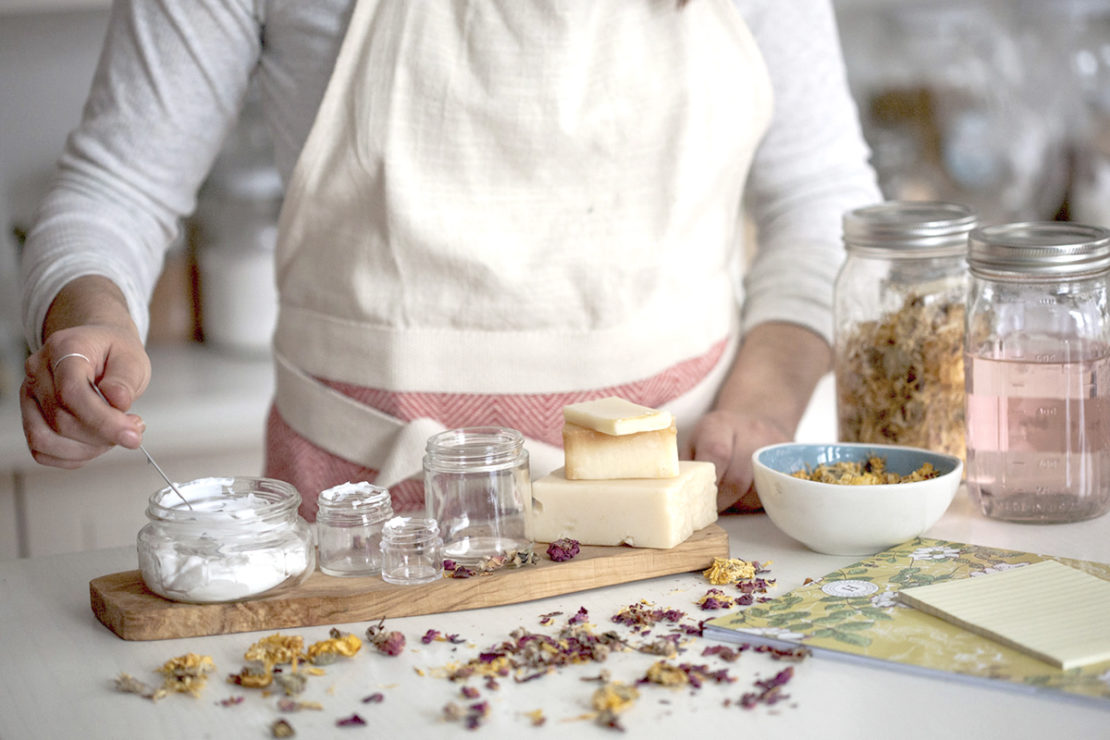 A DIY Floral Delight Soap Recipe You'll Love!   Herbal Academy   Enjoy this Floral Delight Soap recipe from our Botanical Skin Care Course. It makes a lovely bar of soap that you can enjoy yourself or gift to a friend!
