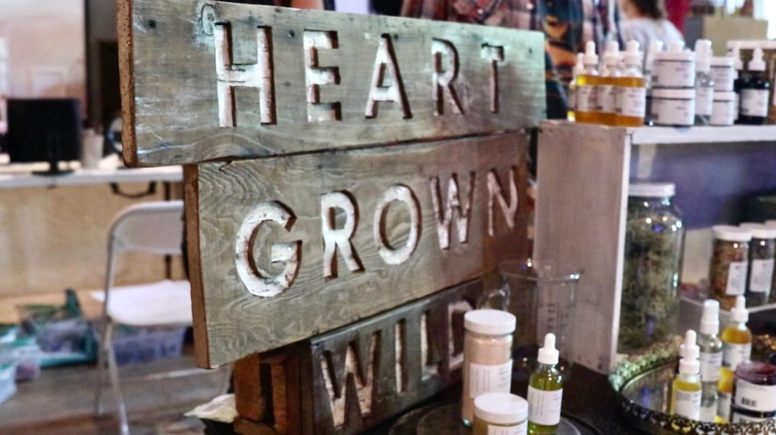 A Journey From Herbal Student To Business Owner: Heart Grown Wild   Herbal Academy   Get a behind the scenes glimpse at SantaLena Groves' journey from Herbal Academy herbal student to business owner of Heart Grown Wild!