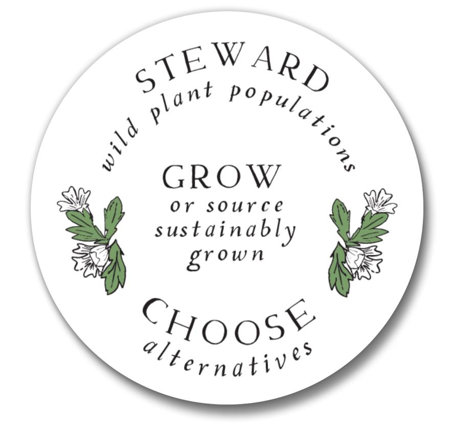 Plant Steward Button