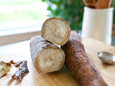 Health Benefits & Uses of Cassava Root   Herbal Academy   Cassava root is a versatile and nutritious root that's been used for food and wellness benefits for centuries. Learn how to use cassava root in this post!