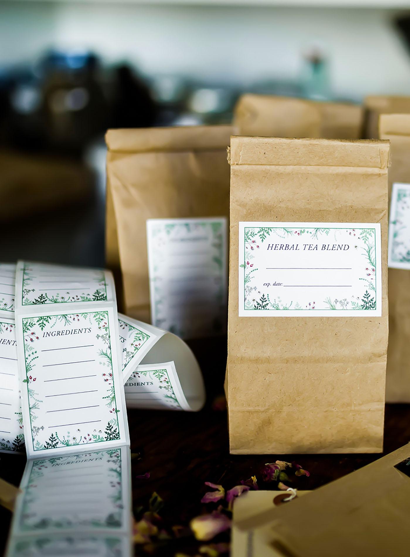 0 Tea Label Product 3 V