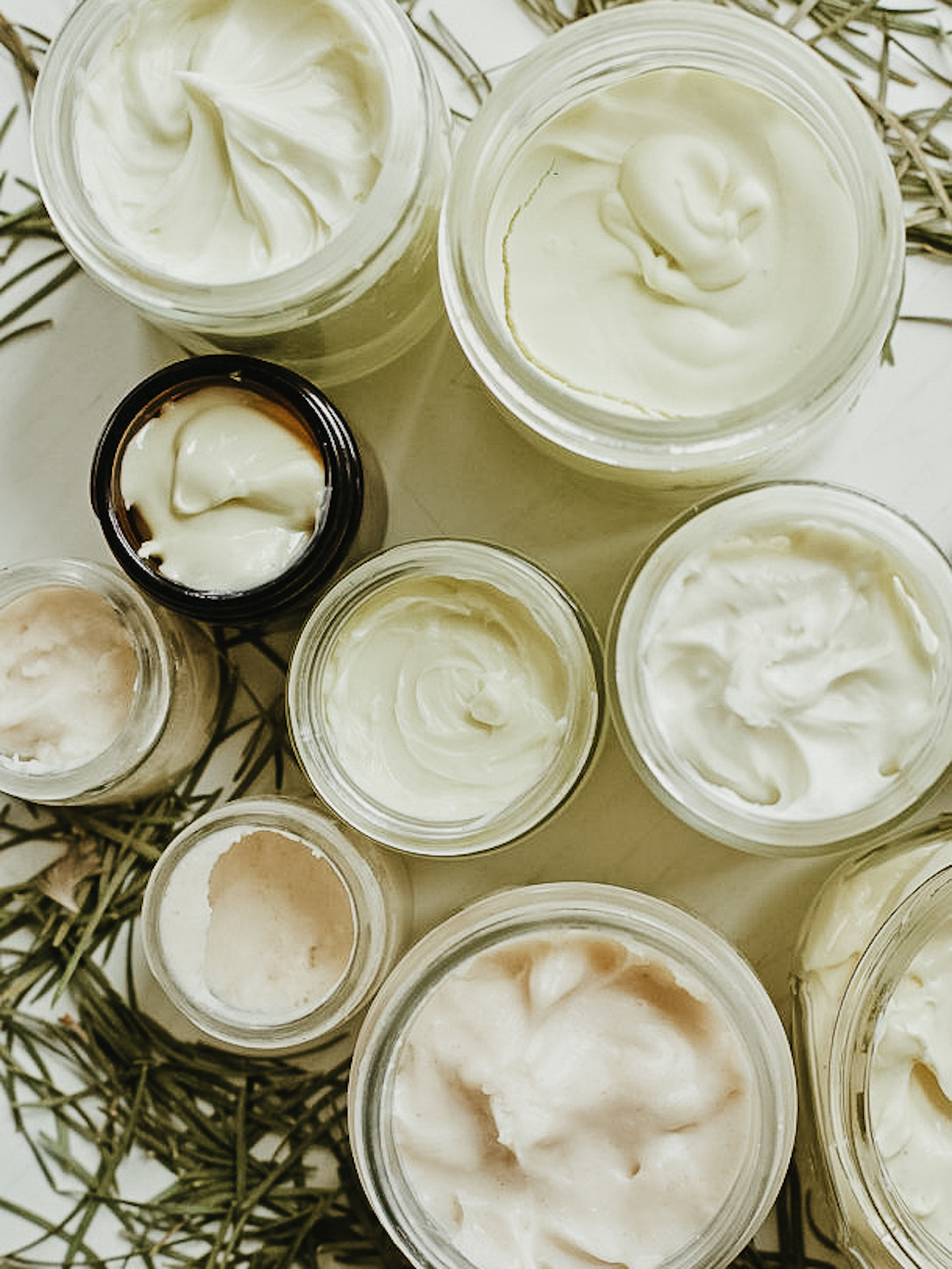 EMULSIFIERS AND PRESERVATIVES IN BOTANICAL SKIN CARE PRODUCTS
