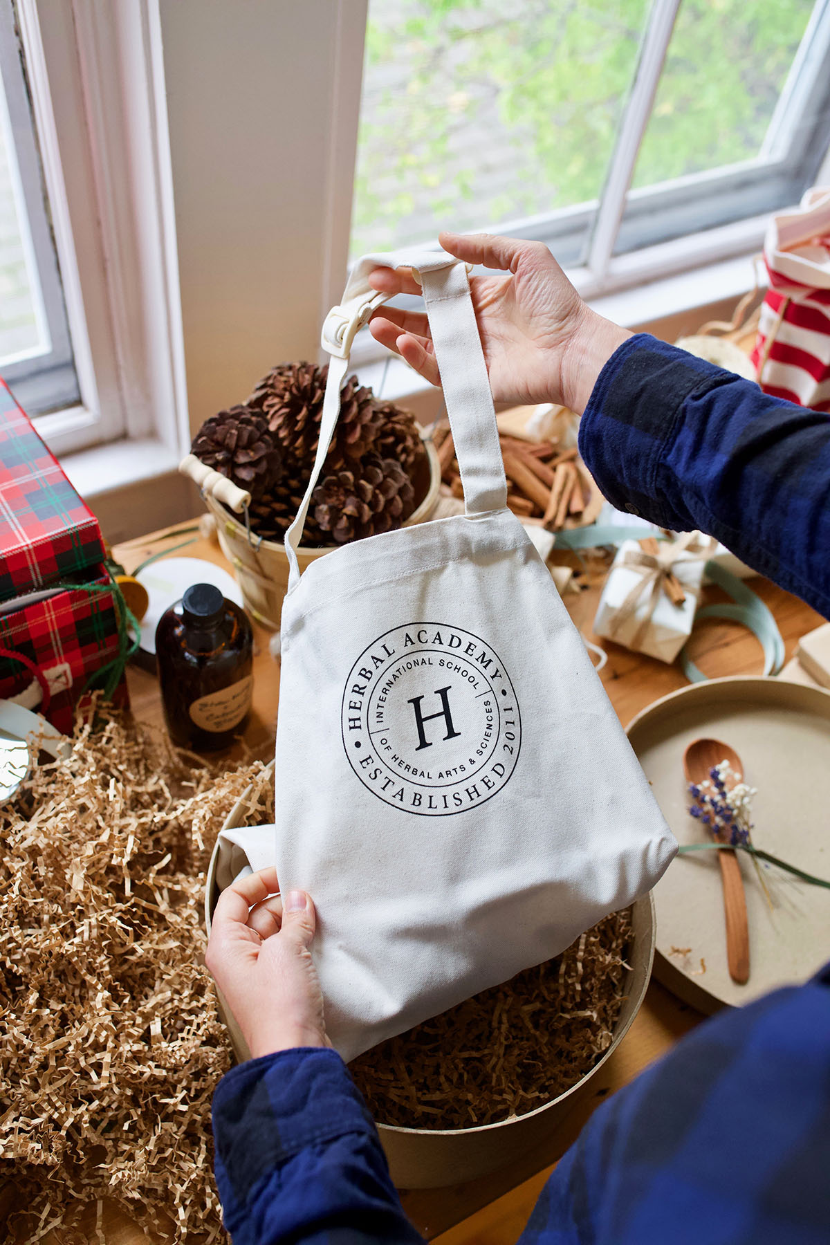 7 Gifts Ideas For The Herbalist Who Is Just Getting Started | Herbal Academy | The holidays will be here before you know it! Here are 7 beginner herbalist gift ideas for the person who is just getting started on their herbal journey!