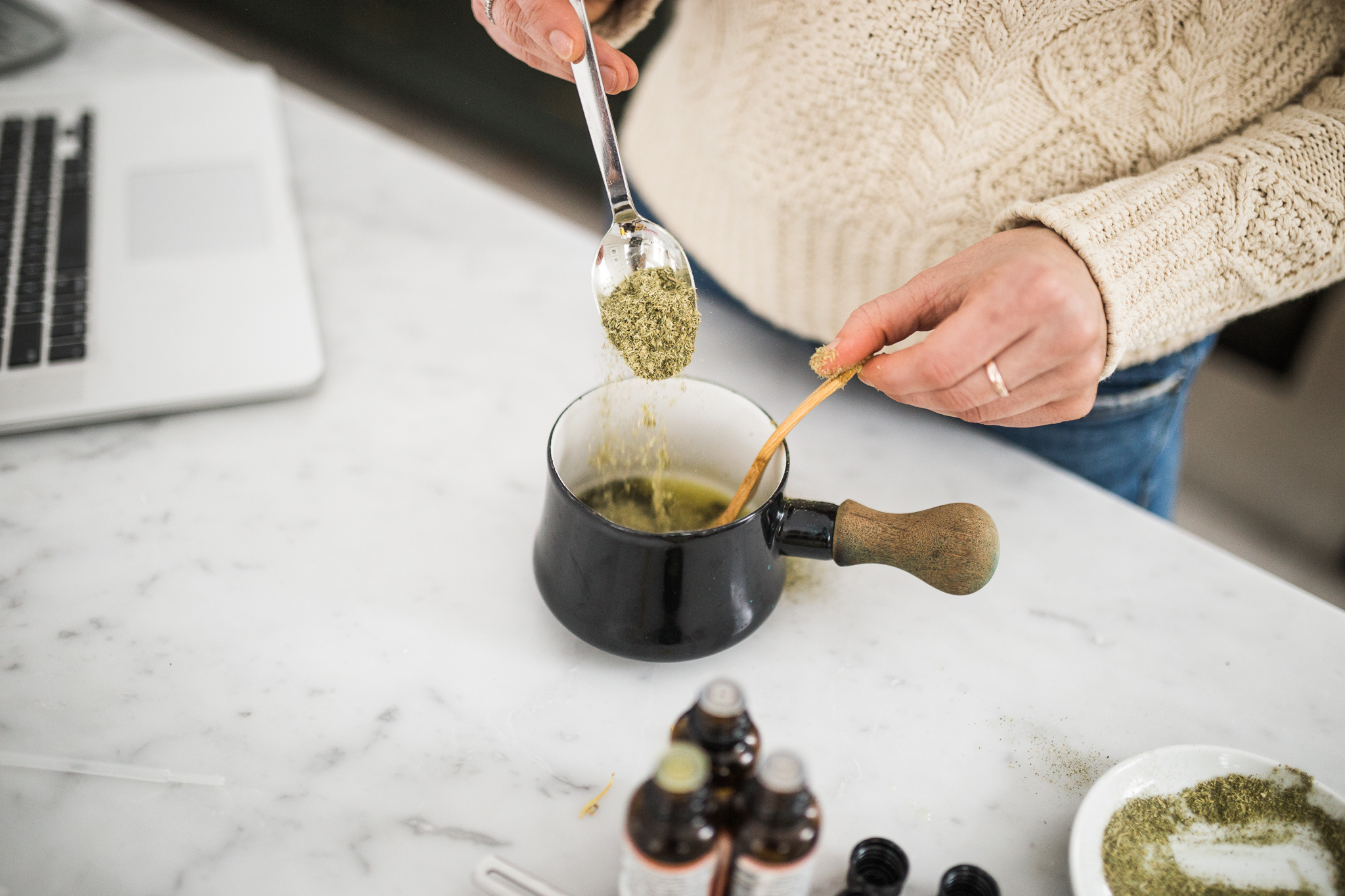 "How To Make Your Own Herbal Suppositories | Herbal Academy | Learn how to make your own herbal suppositories, plus some key considerations when choosing herbs and ingredients, to support imbalances ""down there."""