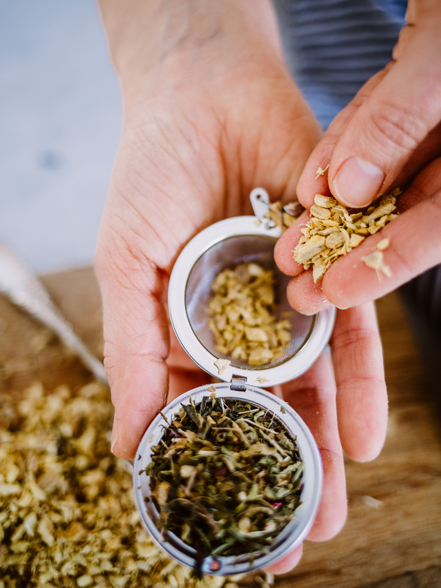 7 Herbs to Include in Your Morning Routine | Herbal Academy | Starting your day with a well-planned morning routine that incorporates herbs can help to set the tone for your day. Here's how to make it happen!