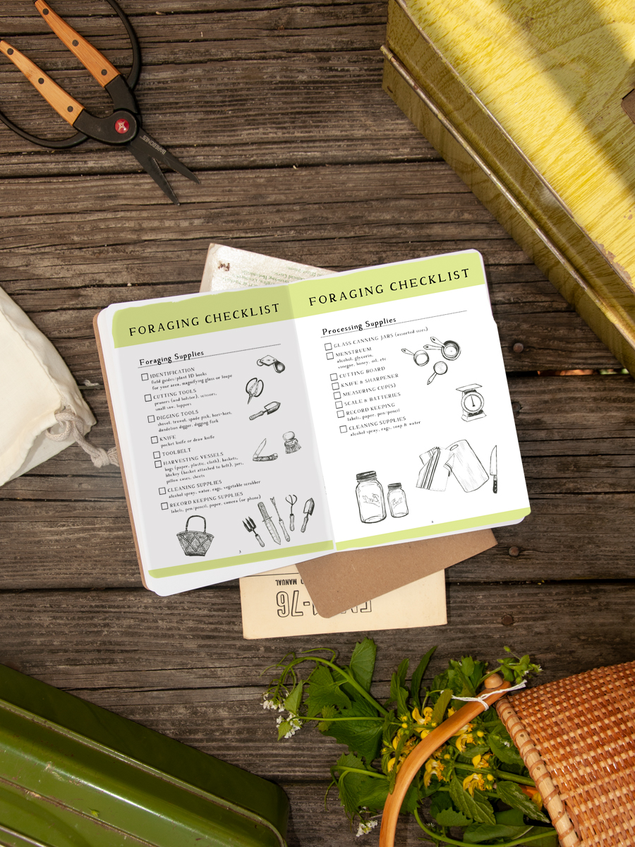 _ Foraging Guide Notebook C