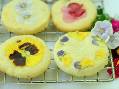 Floral Cookies to Celebrate the Summer Solstice (+Video!)   Herbal Academy   There are many ways to celebrate the summer solstice, including lighting a candle, spending time outdoors, and baking homemade floral cookies.
