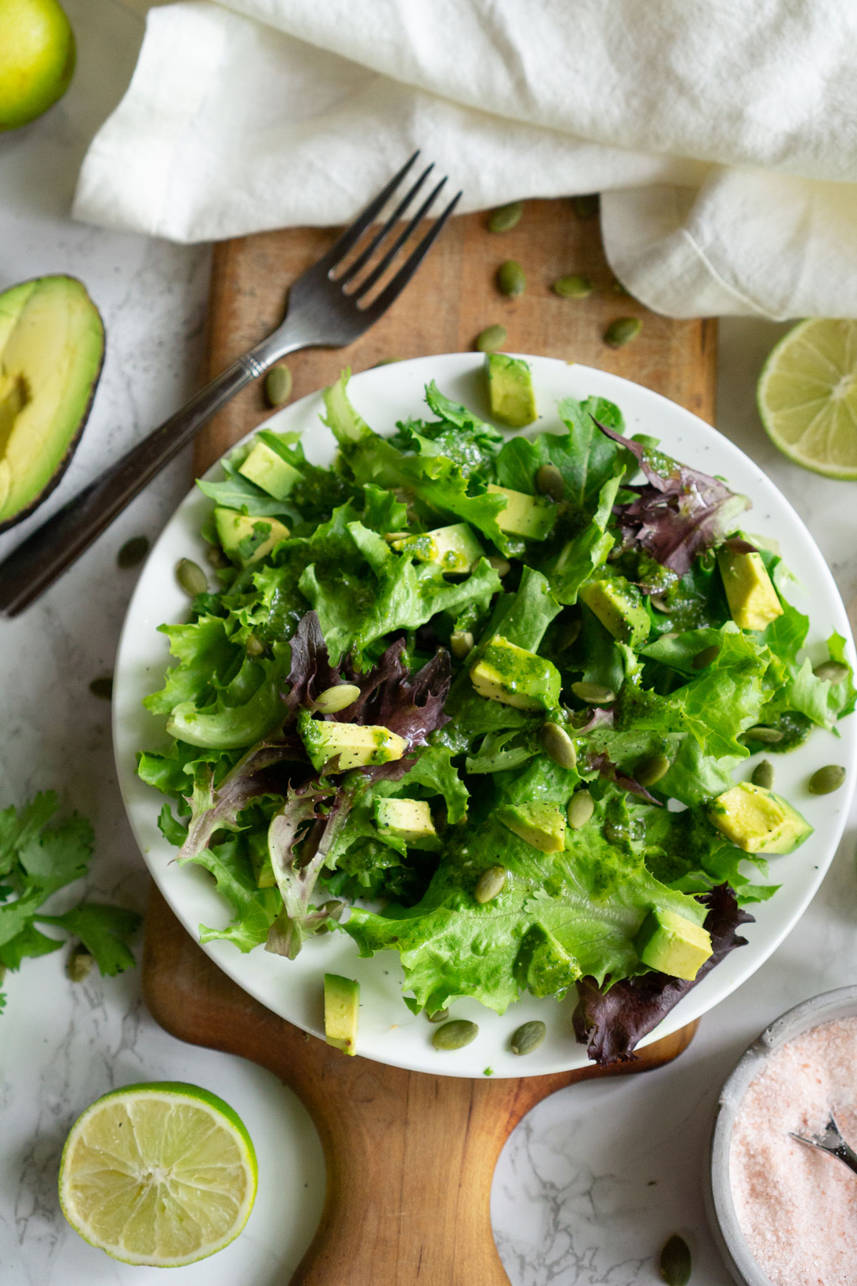 3 Cooling Salads for Summer | Herbal Academy | Don't miss these three cooling salad recipes for summer—all kitchen and taste-bud tested by Ayurvedic practitioner and post author, Greta Kent-Stoll.