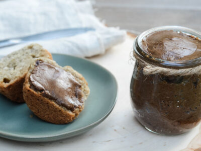 Study Snack! Nut Butter Recipe with Herbs for Memory and Focus (+Video)   Herbal Academy   Learn about four herbs for memory and focus, plus a delicious way to enjoy them daily with a simple Memory Boost Nut Butter Recipe (and video!).